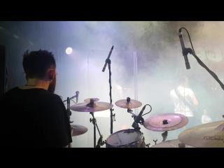 Pavel Terentev Drumcam- Shocking Red (At Jagger)