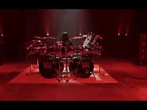 Joey Jordison Vimic Drum Solo 2017