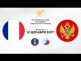 Гандбол. Франция - Черногория. 1/4 финала. Чемпионат мира 2017. Женщины