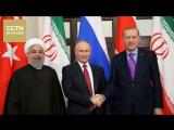 Россия, Турция и Иран достигли консенсуса по созыву Конгресса сирийского национального диалога