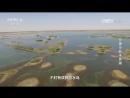 Озеро в пустыне с тысячью островами ШаМо Чжун дэ ЦианДао Ху В глубине пустыни Такла Макан возле города Кашгар есть озеро