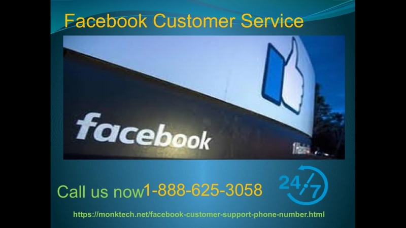 Here is 1-888-625-3058 Facebook customer service for all your tech-related problems