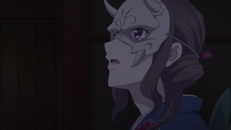 Kakuriyo no Yadomeshi Повар Небесной Гостиницы - 3 серия [Озвучка Jade, Bars MacAdams Ket (AniDub)]