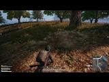 командная работа на топ 1 (PUBG Xbox one X)