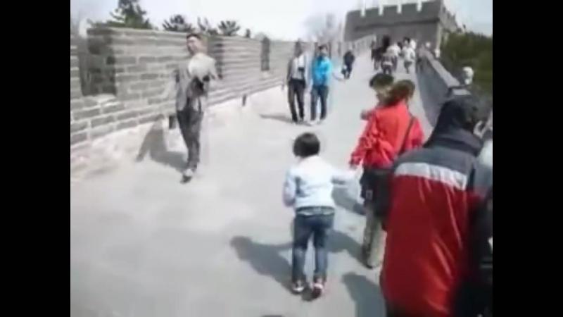Сотворение Мира в Звёздном Храме после войны с Китаем