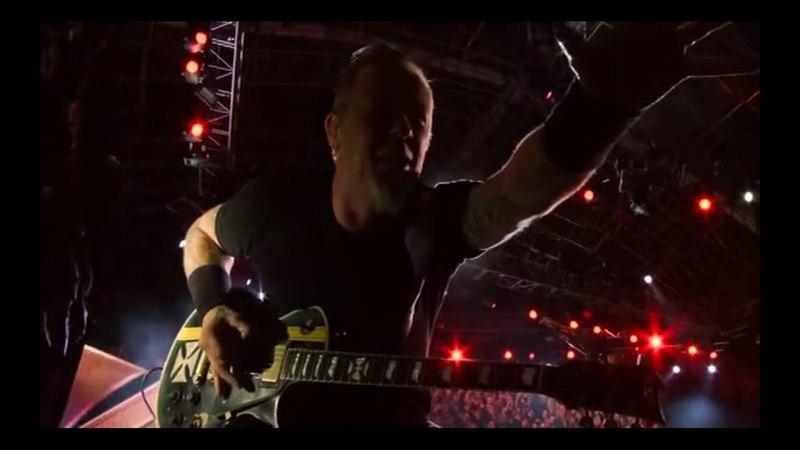 FULL CONCERT - Metallica - Orgullo Pasion y Gloria - Live Mexico City DVD 2009 - PART 1