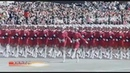 China Female Military Parade HD Soveit March Red Aler 3
