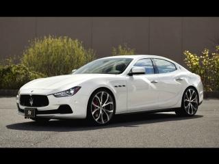 Тест Драйв - Maserati Ghibli