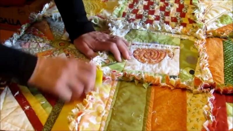 Kuschel Quilt 28-teilig DIY fur Fortgeschrittene