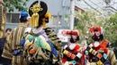 Ойран Доту. Парад периода Эдо.