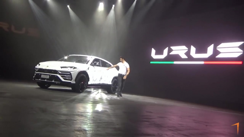 LAMBORGHINI URUS IN INDIA EXCLUSIVE FIRST DETAILED LOOK
