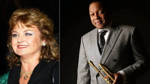Edita Gruberová / Wynton Marsalis, Händel Eternal Source of Light Divine from Birthday Ode for Queen Anne - Video Dailymotion