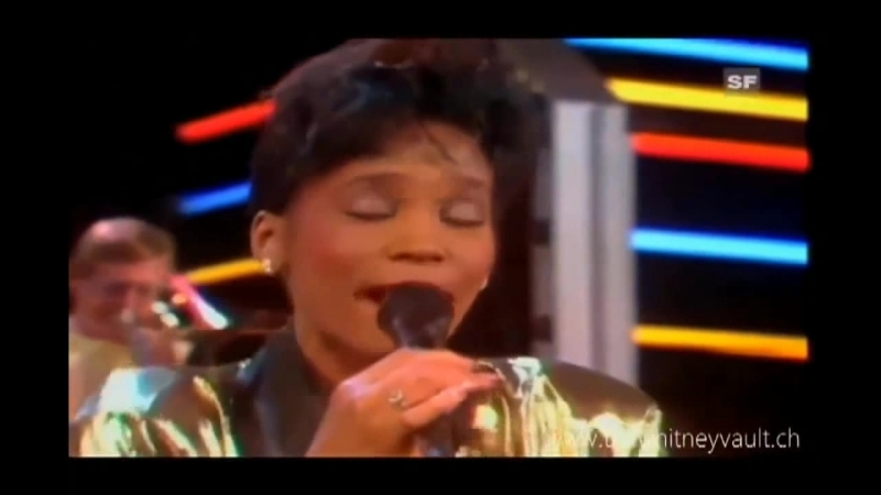 Rare! Someone For Me LIVE 1984 Swiss TV Whitney Houston