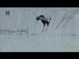 James Woods wins Mens Ski Big Air bronze _ X Games Aspen 2018