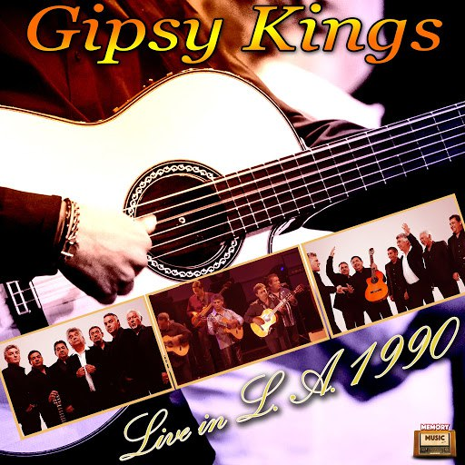 Gipsy Kings альбом Live in L. A. 1990