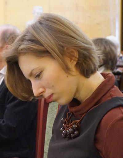 Екатерина Кудина