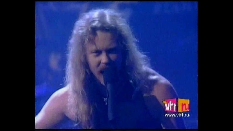 История Heavy Metal - Seek Destroy (Metallica - Guns N Roses - Antrax - Manson - Black Sabbath - Twisted Sister) 720p VH1