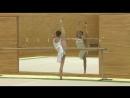 SLs Уроки художественной гимнастики от Алины Кабаевой