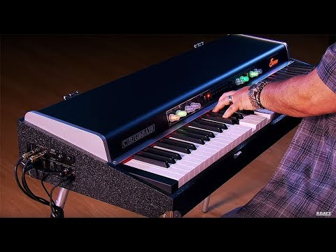 Crumar Seven electric piano - All Playing, No Talking!