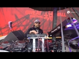 Carl Craig - Live @ Great Wall Festival, China 20.05.2018