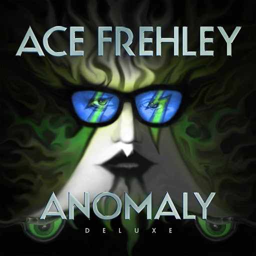 Ace Frehley альбом Anomaly (Deluxe)