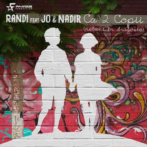 Randi альбом Ca Doi Copii (Nebuni In Dragoste) [feat. Jo, Nadir]