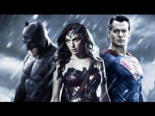 Бэтмен против Супермена На заре справедливости (2016) Трейлер