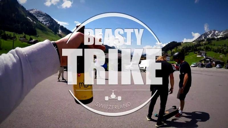 Moz'On Fire 2018 feat' Beasty Trike