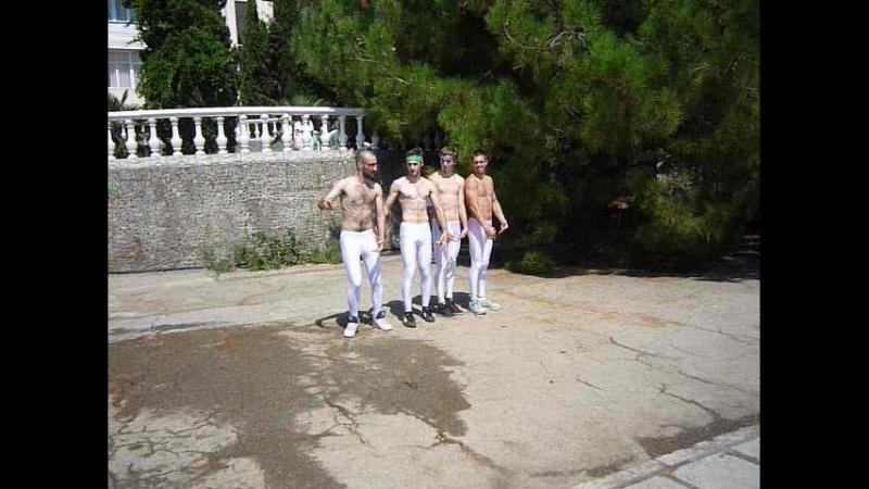 Танцгруппа ДНК, Танец маленьких лебедей, Крым 2013, Лалерь МАИ, День Нептуна