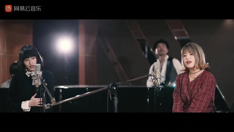 Hiroyuki Sawano [nZk] feat. Tielle, Mizuki Mpi - Christmas Scene (LIVE Studio Performance)