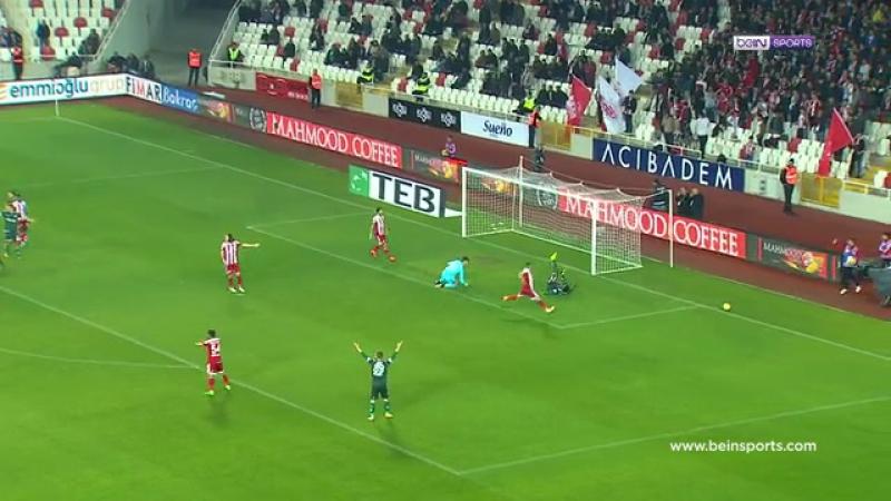 DG Sivasspor 2 1 Atiker Konyaspor 2017 18 Дьяков