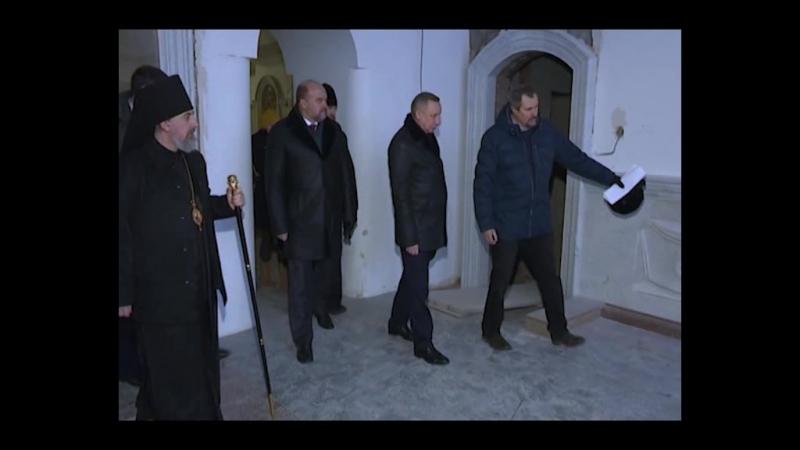 Полпред президента в СЗФО проверил исполнение «майских указов» в Поморье