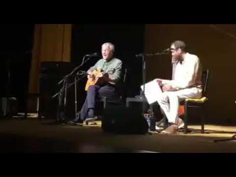 Caetano Veloso versiona Amar pelos dois en el cierre de su gira en Lisboa