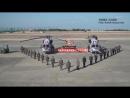 Церемония передачи первых вертолётов MUH 1 морпехам Южной Кореи