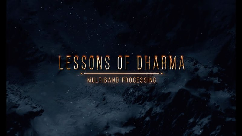 Lessons of Dharma Multiband Processing