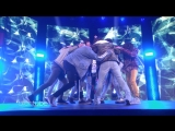BTS Takes the Stage with Fake Love