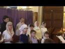 Праздник Рождества в Храме Святых Царственных Страстотерпцев