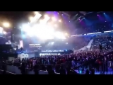 Официальная презентация Samsung Galaxy S9/S9+ в Almaty Arena