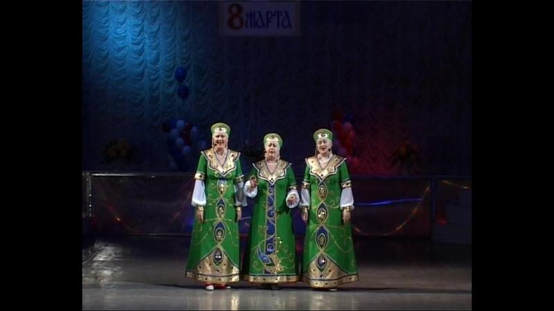 2009 год...отчётный концерт ансамбля