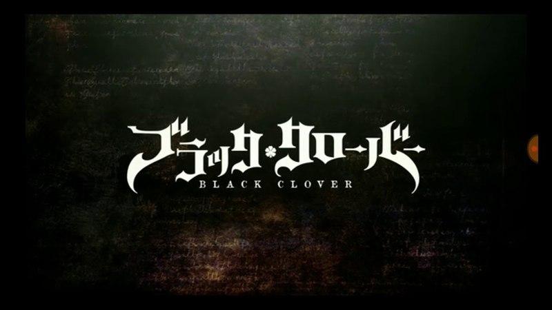 Black Clover Zombie Attack AMV