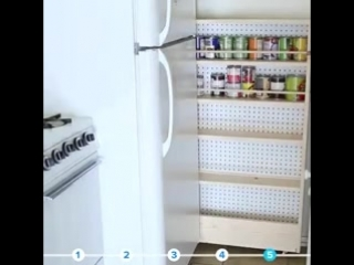 Организовываем пространство на кухне