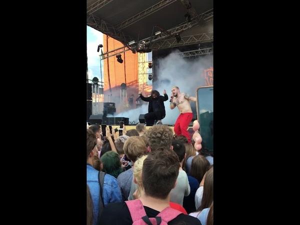SidxRam - Токсин ( Rhymes Festival )