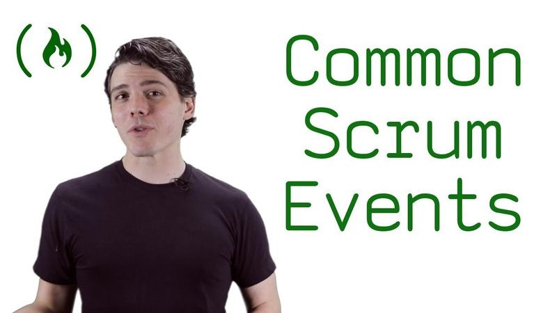 5 Common Scrum Events