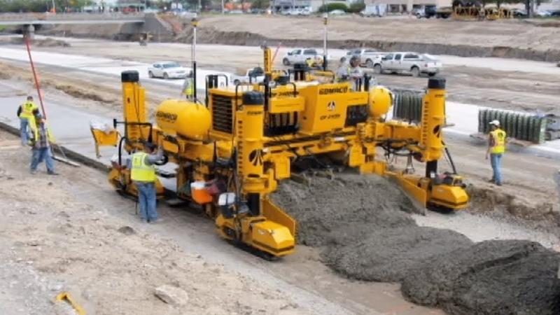 World Amazing Modern Technology Road Construction Machines - Biggest Heavy Equipment Machinery