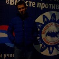 Анкета Николай Лагутин
