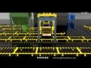 Vacuum Flim Molding Process, Vacuum Molding Machine.