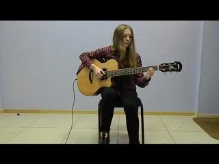 Tobias Rausher - Still Awake (Исполняет Анастасия Борисова)