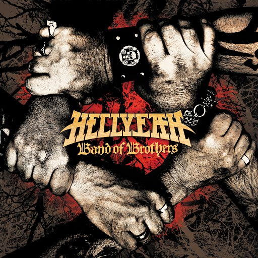 Hellyeah альбом Band of Brothers