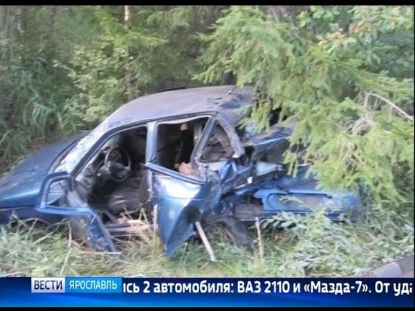 ДТП под Переславлем шестеро пострадавших, в том числе дети