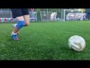ЖИВОЙ ФУТБОЛ - freekicksRUS Обучение игровым финтам 2 Match skills tutorial 2